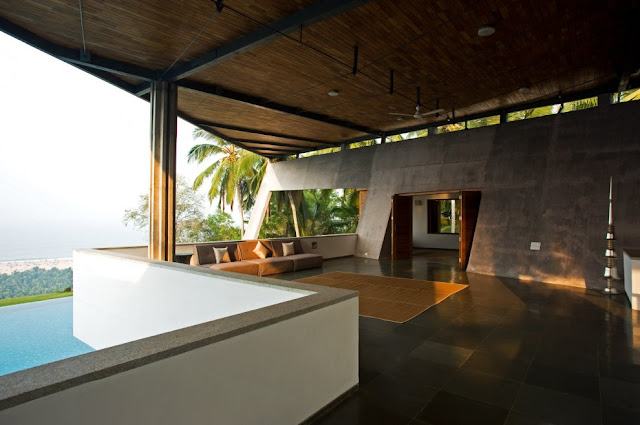 Holiday home in India