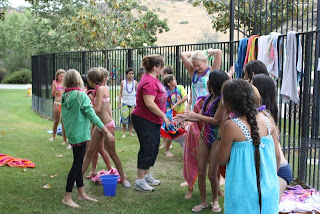 It S A Girl Thing 5th Grade Pool Party