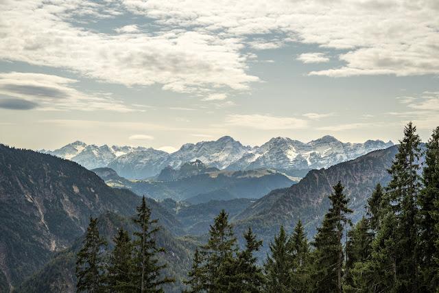 Unternberg Gipfeltour  Wandern Ruhpolding  Wanderung Chiemgau  Unternberg-Branderalm-Seehaus 06