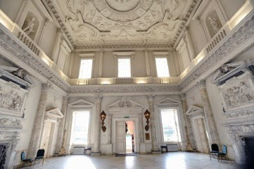 The Marble Hall at Clandon Park
