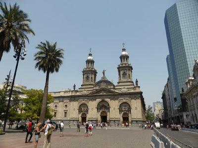 Catedral de Santiago de Chile