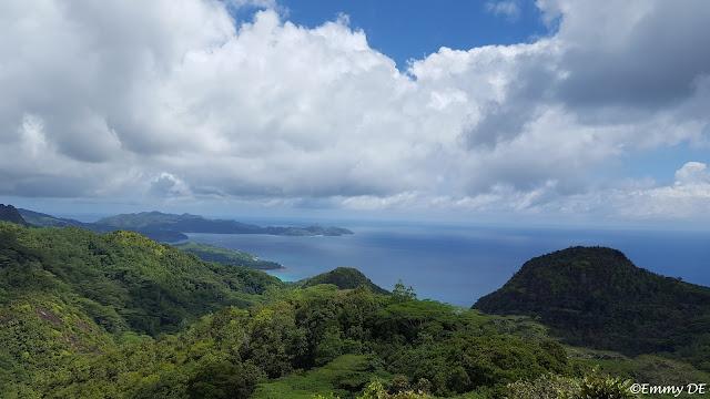 The ruins of Venn's Town ~ Mahé ~ Seychelles by ©Emmy DE