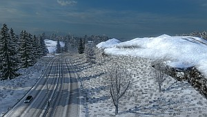 Frosty 5.3 - Winter Weather Mod by Grimes