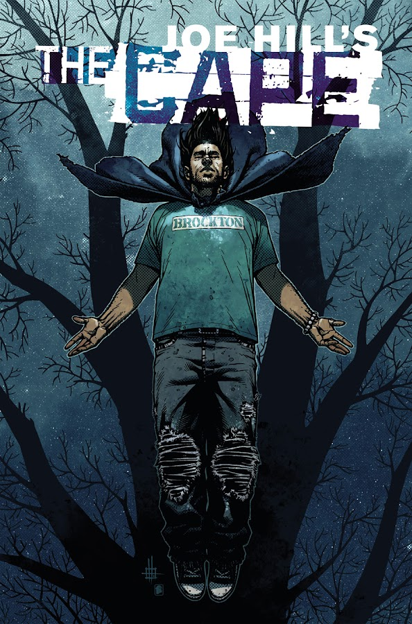 joe hill the cape comic