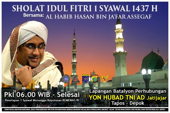 Sholat Idul Fitri 1437 H