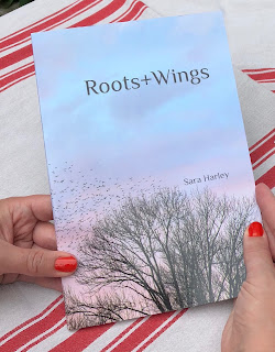 Roots + Wings exhibit book by Sara Harley
