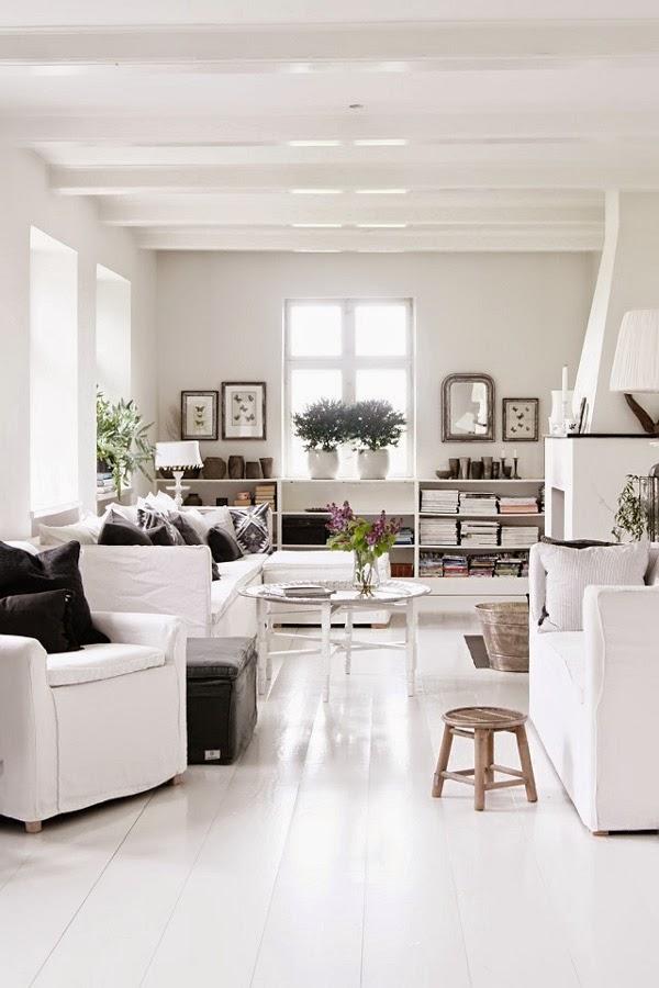 Cómo conseguir una casa con carácter y personalidad?