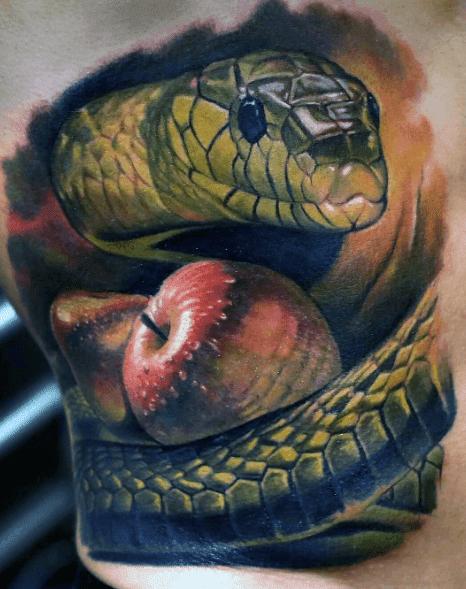 e0defd8dc Top 50+ Best Snake Tattoos Designs and Ideas (2019) | Tattoo Ideas 2019