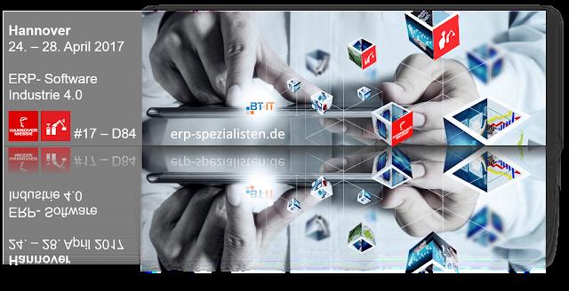 Industrie 4.0 • Smart Factory • Schlüsselrolle für ERP - Systeme