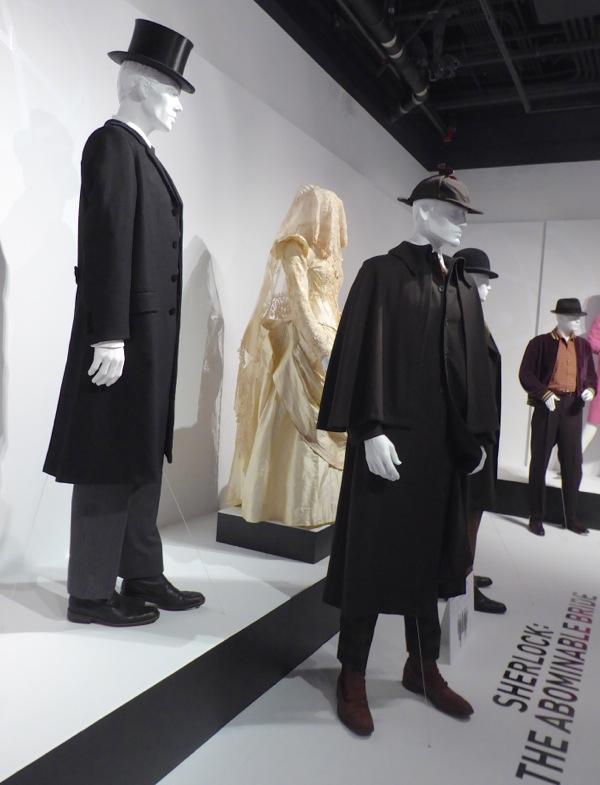 Sherlock Abominable Bride costumes