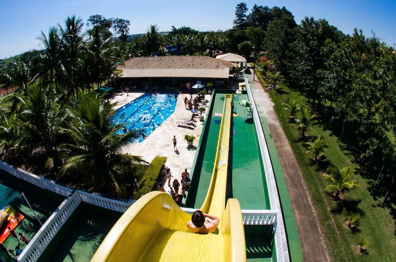 brotas eco resort instalações