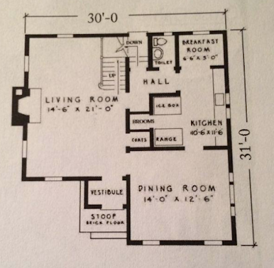 wardway winthrop floor plan