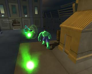 تحميل لعبه الرجل الاخضر هولك the Hulk للكمبيوتر على ميديا فاير