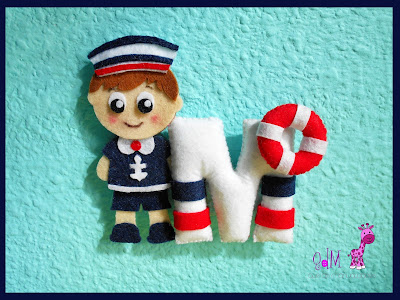 inicial-fieltro-marinero