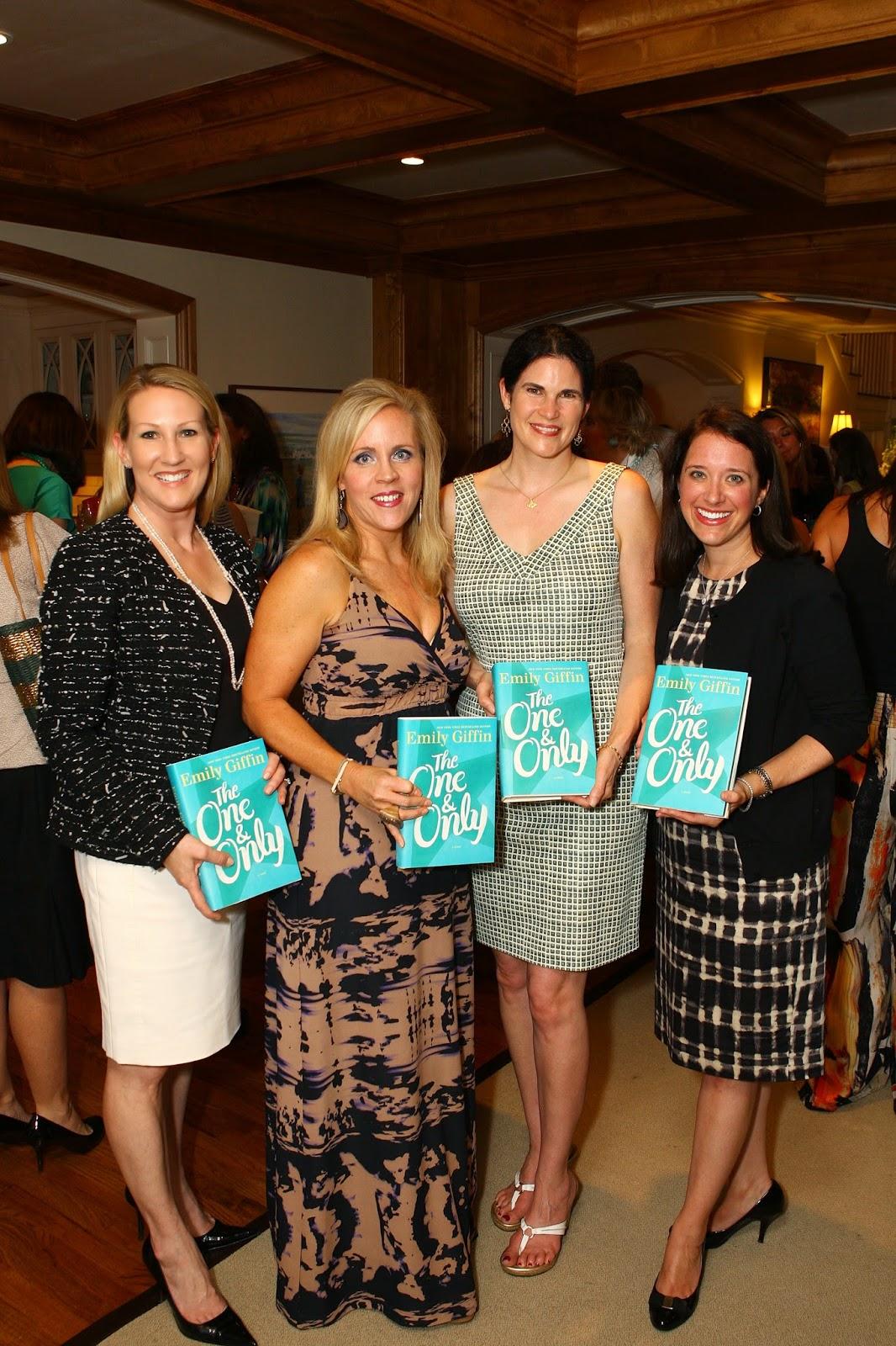 RSVP Calendar Author Emily Giffin Joins Community