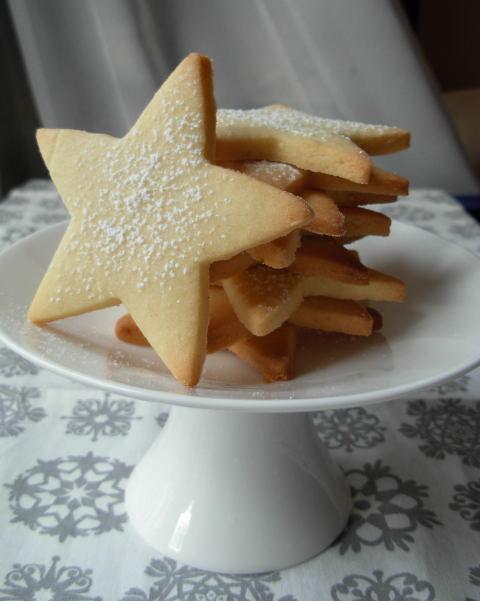 Un Panda Dans La Cuisine Petits Biscuits De Noel N 11 Sables De