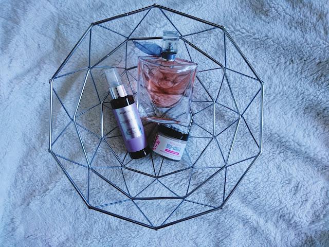 zapach, lancome, dezodorant naturalny, mgiełka do ciała organique