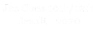 JAC CLASS 10TH RESULT 2020