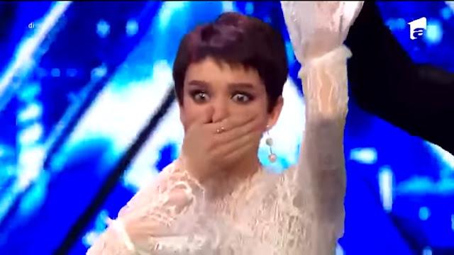 """Castigator X Factor 2016 """"OLGA VERBITCHI"""" din Republica Moldova"""
