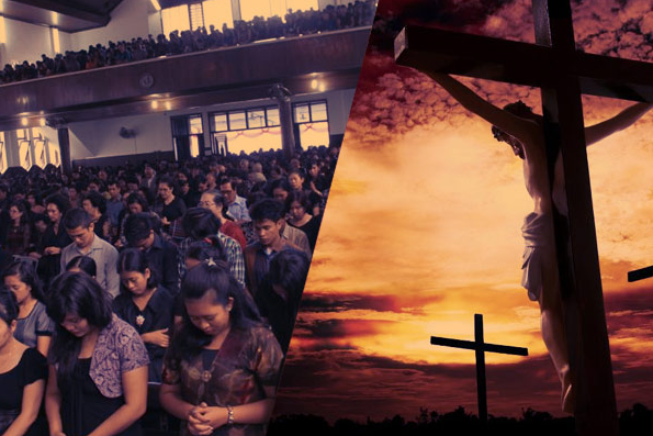 20 Kata ucapan Jumat Agung Rohani Kristen terbaru 2018