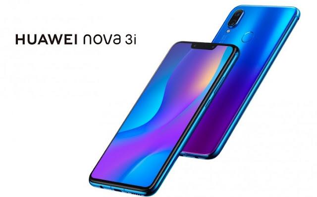 Huawei P Smart+ (nova 3i) - Full phone specifications