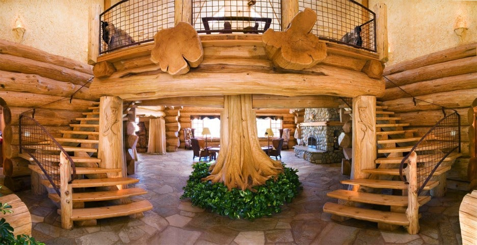 Log Cabin Interiors Design Ideas ~ GOODIY