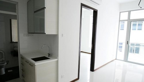 Shoebox Apartment