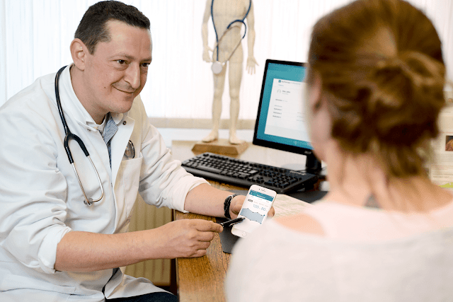 فوائد التكنولوجيا الحديثة للمعلومات على القطاع الصحي