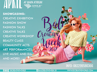 Bali Creative Week 2017 Targetkan 1 Milyar Lebih