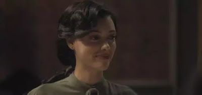 Marcela Jacobina em cena de Éramos Seis
