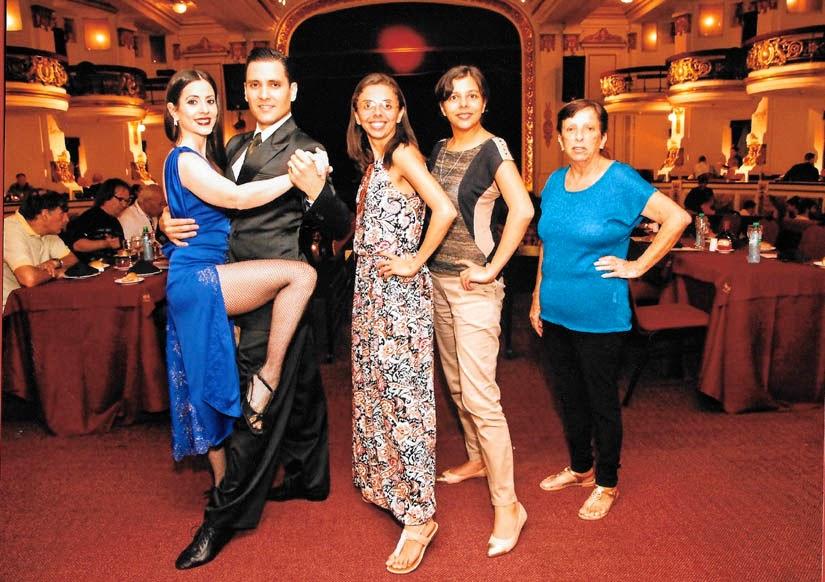 Tango Piazzolla: show de tango em Buenos Aires