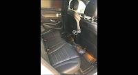 Mercedes GLC 300 4MATIC 2018 đã qua sử dụng nội thất màu Đen