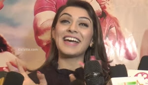 I look chubby in this film – Hansika