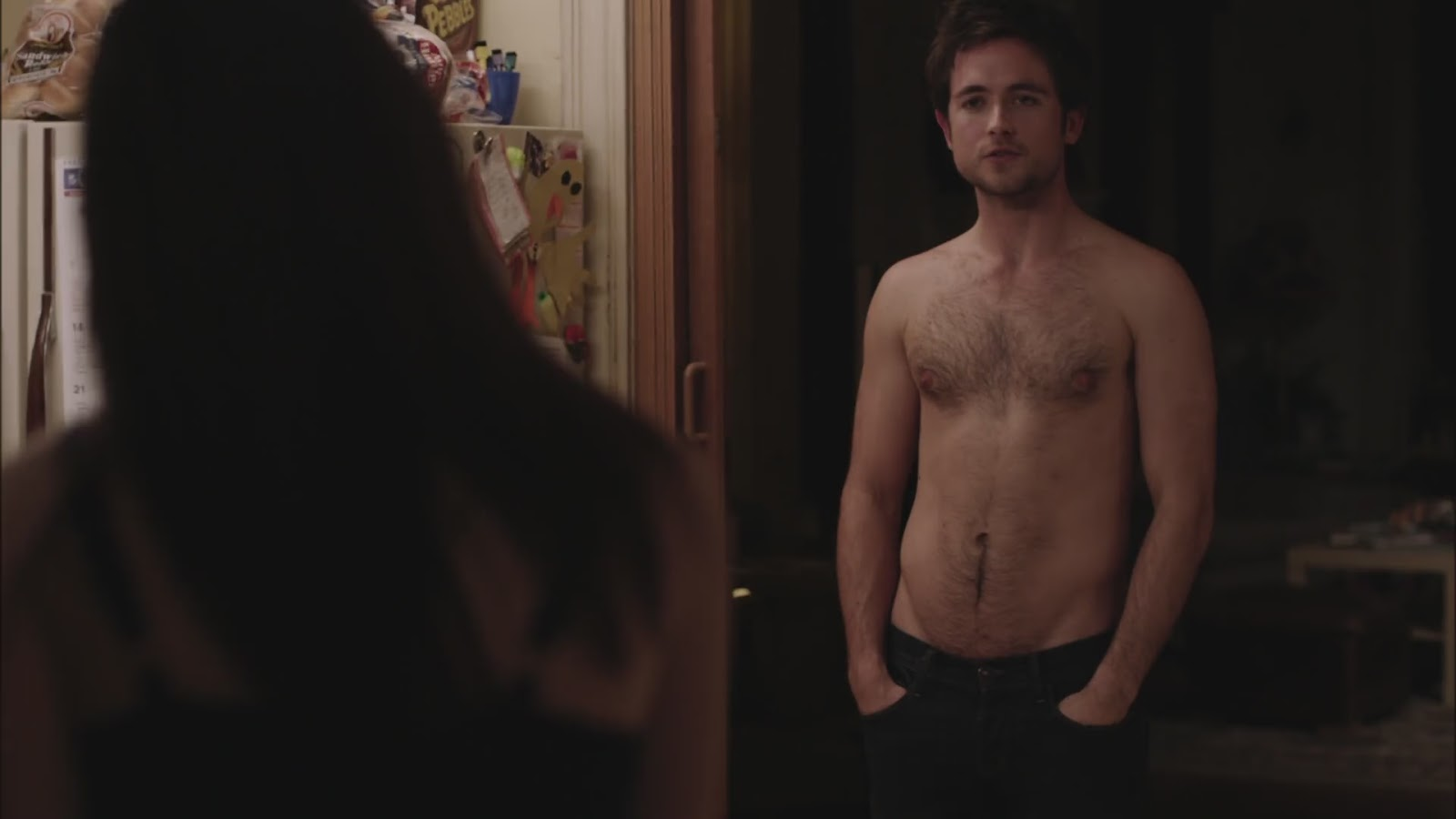 nude Justin chatwin