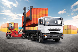 Fuso Tractor Head FZ 4028, 280PS, 4x2