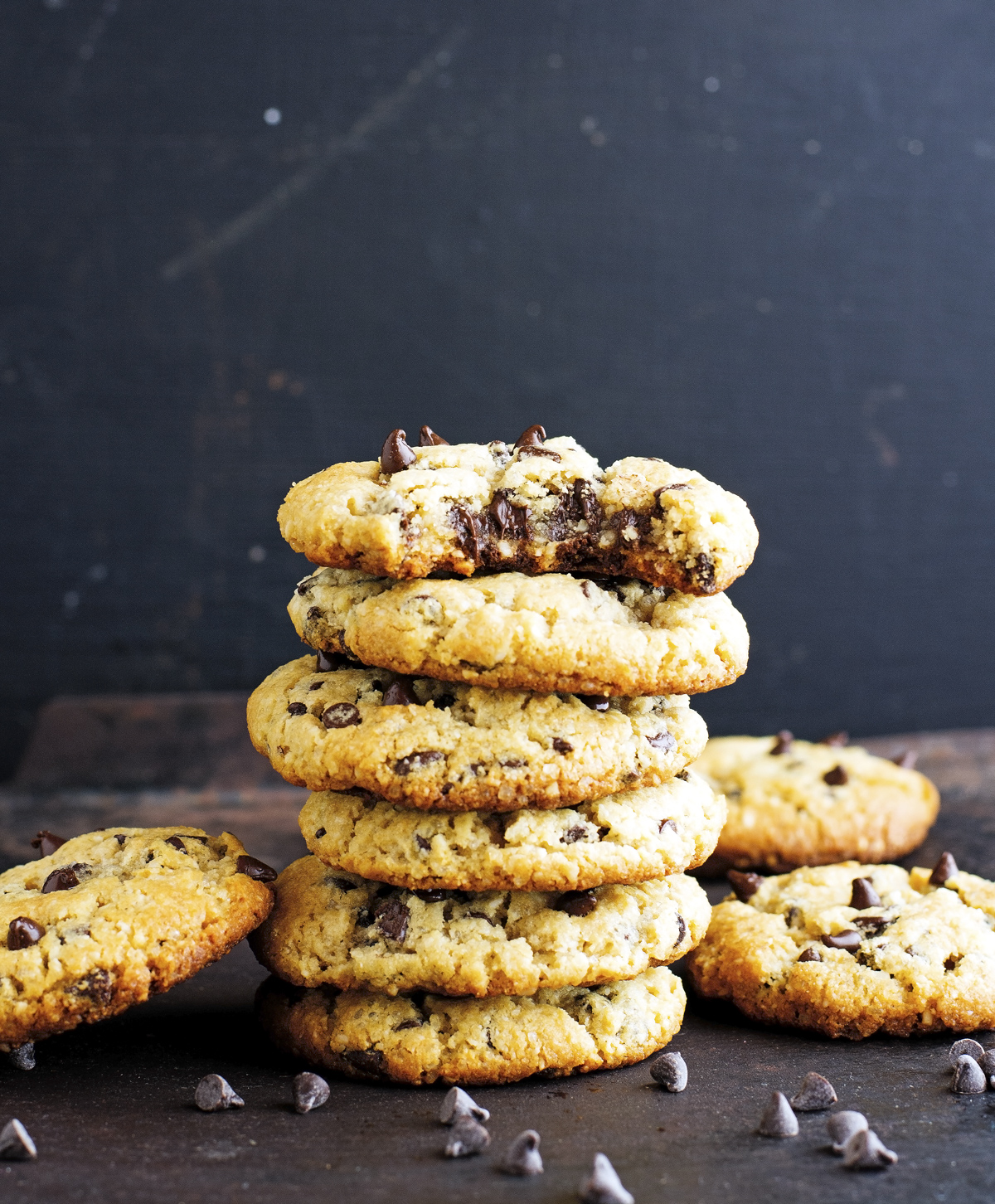 The Best (Paleo) Chocolate Chip Cookies