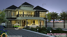 House Plans with Sloping Roof