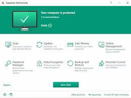 اليكم العملاق Kaspersky Antivirus 17.00.611 Final بالتفعيل برابط مباشر