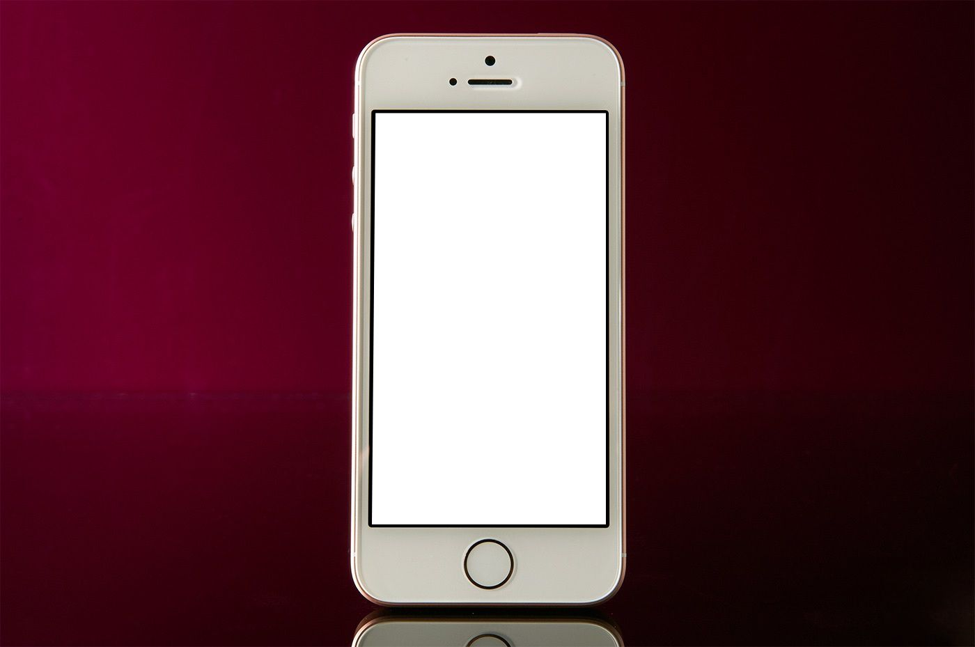 A Gorgeous iPhone Mockup