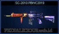 SC-2010 PBWC2019