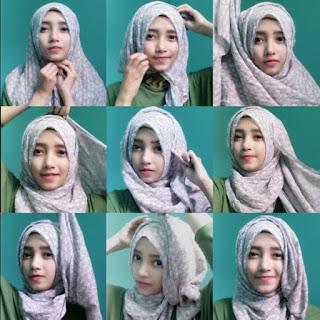 gaya hijab terbaru di indonesia 1