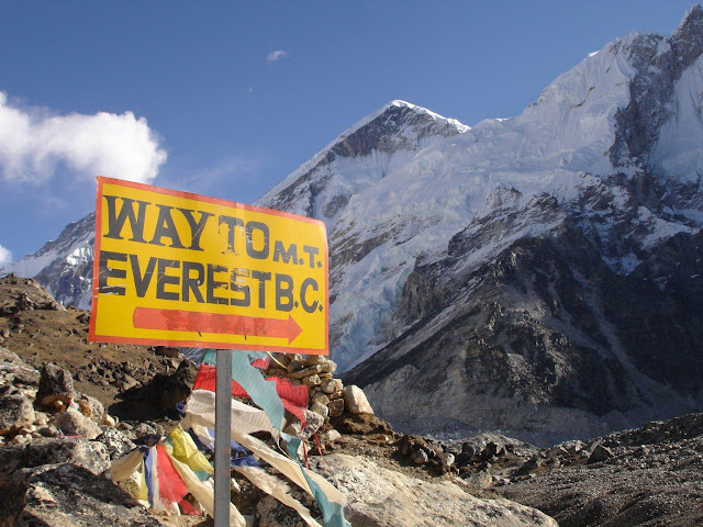 Everest Trekking Seasons