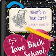 What's in Your Cart Linky? TpT Back to School Sale!