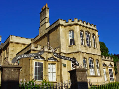 The Countess of Huntingdon's Chapel in Bath