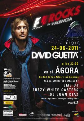 David Guetta el 24. de Junio en Valencia, Mario Schumacher Blog