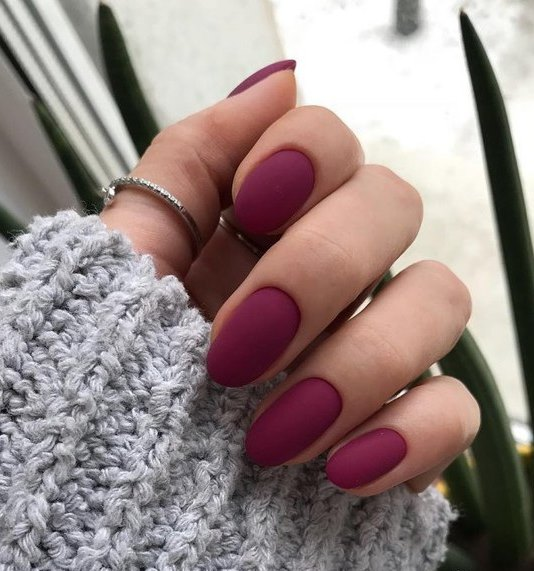Perfect and Outstanding Nail Designs for Winter 2018