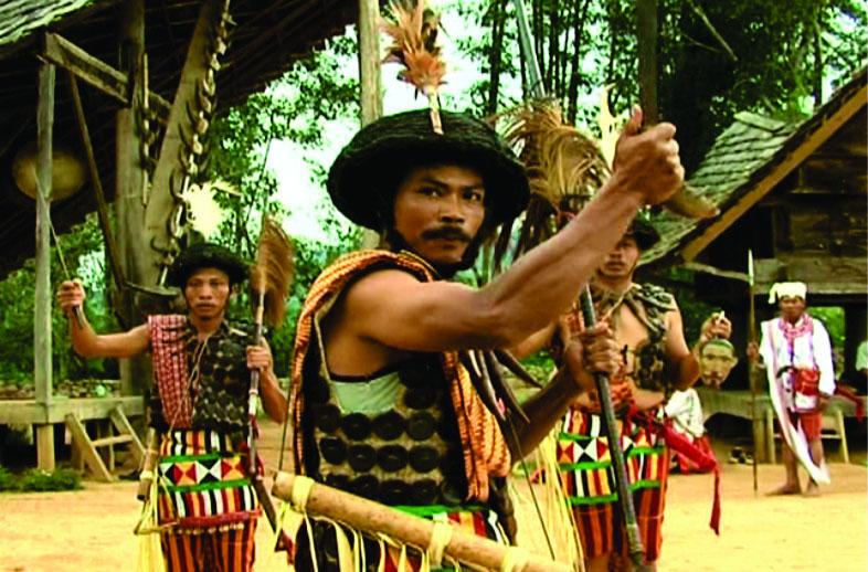 Tari Bulu Londong, Tarian Tradisional Dari Provinsi Sulawesi Barat