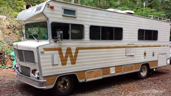 Used Rvs Retro 1972 Winnebago Rv In Great Condition For Sale By Owner