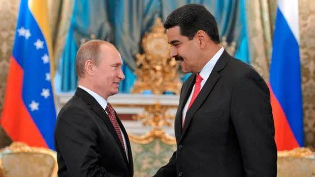 Nicolás Maduro planea visitar Rusia en junio