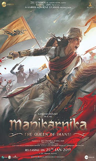 Manikarnika The Queen of Jhansi (2019) Hindi 720p DVDScr 700MB Watch Online Free Full Movie Download Movieskiduniya Moviesbaba